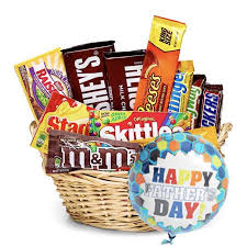 day gift baskets to send dad