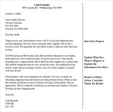 Block Letter Sample Business Letter Format How To Write A Business Letter