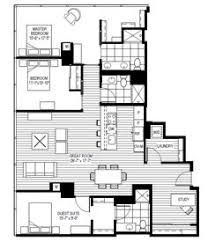 floor plan of a house with dimensions. Brilliant Dimensions See All Available Apartments For Rent At Optima Chicago Center In Chicago  IL Has Rental Units  Intended Floor Plan Of A House With Dimensions I