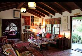 Bohemian Style House Decorating Ideas
