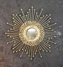 gold sunburst mirror. Thin Sunray Mirror | MIRROR WONDERLAND Pinterest Brick Fireplace, Mantle And Bricks Gold Sunburst