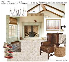 Ten June The Dream House A Cozy Farmhouse Keeping Room