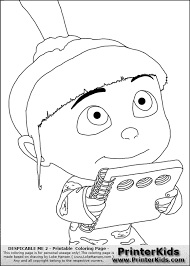 Small Picture Despicable Me 2 Coloring Pages Top Despicable Me Eduardo Full