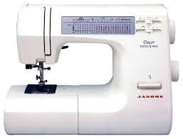 <b>Швейная машина Janome Decor</b> Excel 5024 — купить по ...