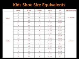 14 All Inclusive Clothes Conversion Chart Kids