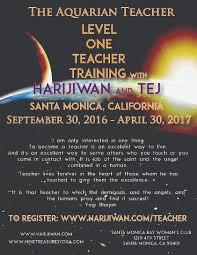 2016 2017 level 1 teacher training harijiwan com teachers