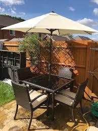 Asda george jakarta 6 piece patio set