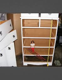 Build Your Own Barbie Doll House