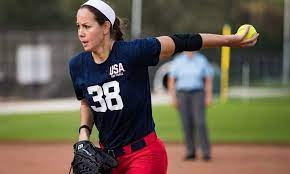 Cat Osterman — the youngest in 2004 US ...