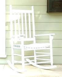 white outdoor rocking chair. White Outdoor Rocking Chair 600 Lb Capacity Chairs Home Depot Wicker Wh .