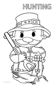 Small Picture Free to Download Hunting Coloring Pages 50 For Your Seasonal