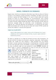 Formatos Word Andone Brianstern Co