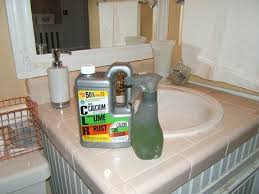 some 85 of american homes are affected by hard water which shows itself as white crusty spots on sinks faucets shower doors frames and any place there