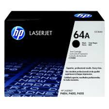 <b>HP 64A</b> Black Toner Cartridge (<b>CC364A</b>) Item # 392430