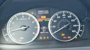 Acura Tl Dash Lights 2016 Acura Rdx Advance All Dashboard Warning Lights On Youtube