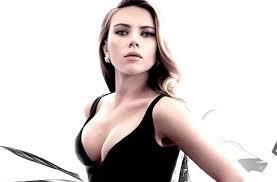 Becomes - Actress Female World's Entertainment Scarlett Paid Highest Johansson