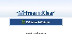 calculator refinance mortgage mortgage refinance calculator video youtube