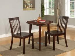 small kitchen table and 2 chairs design