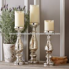 mercury candle holders. Brilliant Candle Mercury Silver Glass Candle HolderAntique HolderDecorative Pillar  Holder  Buy Holders CheapMercury  In