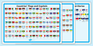 World country and organization flags. Free Flags Of The World Colouring Sheets Printable Templates