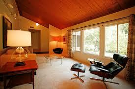 Mid Century Modern Living Room Furniture Mid Century Modern Living Room Mid Century Modern Den In A