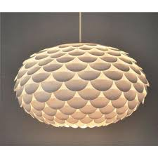 iconic lighting. Iconic Lighting. Armadillo Pendant Shade In White Lighting A