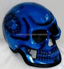 10 skull motorcycle helmets
