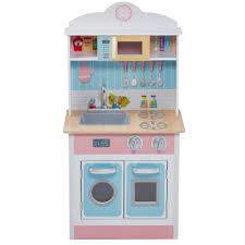 Pastel Kitchen Teamson Kids My Little Chef Pastel Small Play Kitchen Reviews