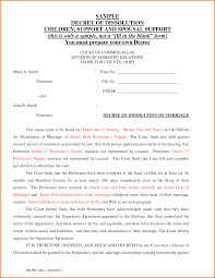 Prank Divorce Papers 24 Divorce Papers Ohio Divorce Document 10
