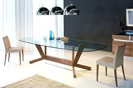 wooden tables with glass tops glamorous furniture dining table with white glass table top wood legs