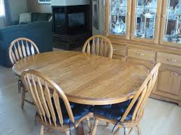 24 photos gallery of beautiful distressed wood dining table