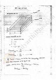 Machine Design 1 Notes Machine Design 1 Md Mechanical Engineering Handwritten