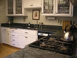 White Galaxy Granite Kitchen Stone Countertops Honed Allied Stone