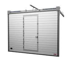 pedestrian doors for walk thru garage doors