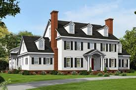 colonial house plans. Photo Colonial House Plans R
