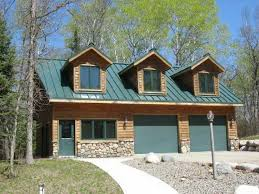 Find This Pin And More On Dream House Garage Loft Planrustic Plans Garages With Living Quarters