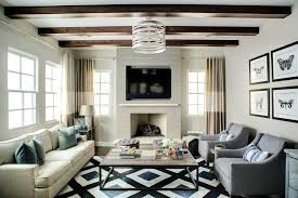 artwork for family room family room transitional with black and white flooring contemporary light fixture erfly art
