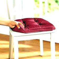 chair cushions with ties. Chair Pads With Ties Kitchen Cushions Contemporary Intended For Design 6 S