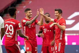 Bayern munich have revealed their champions league kits for the upcoming season, which will be debuted during tonight's supercup clash against borussia dortmund. Fc Bayern Munchen In Der Bundesliga Zum Lachen Zum Weinen Der Spiegel