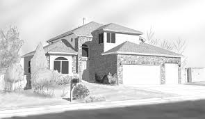 modern architectural sketches. February 2013 Oh Co Home Sketch. Architectural Design House Plans. Designs Plans Modern Sketches E