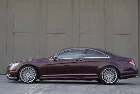 Kicherer Mercedes-Benz CL 65 Coupe with 650hp 2009 photo 41231 ...