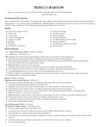 starting a resume examples of resume objectives written for clients seeking  positions in social work and . starting a resume ...