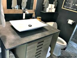 painting countertops finest painting laminate countertops measuring painted bathroom countertops