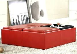 red coffee table ottoman corporatedrivermanagementcouk red leather ottoman red leather storage ottoman bench