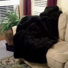 fur blankets and throws   decorative throw blankets the