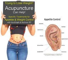 billedresultat for auricular acupuncture points for weight loss