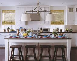 Kitchen Island Designs With Seating And French Kitchen Design With An  Attractive Method Of Ornaments Arrangement In Your Awesome Kitchen 25