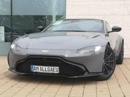 Aston Martin V8 Vantage Coupé China Grey Leezy De