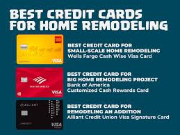 Maybe you would like to learn more about one of these? Best Credit Cards For Home Remodeling Expensivity
