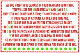 100% free in easy to print pdf format. Christmas M M Poem Gift Idea Let S Diy It All With Kritsyn Merkley